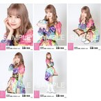 加藤玲奈 生写真 AKB48 2019年01月 vol.2 個別 5種コ