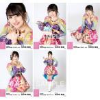 向井地美音 生写真 AKB48 2019年01月 vol.2 個別 5種