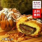 送料無料 NINIKINE ニニキネ 焼きモンブラン 9個 洋菓子 お菓子 スイーツ お歳暮 テレビで紹介 ケーキ お取り寄せ ギフト 贈答