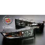 エスカレード フォグランプ クリスタル LEDバー 07-14y E101
