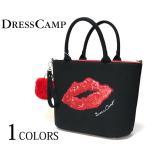 DRESS CAMP ドレスキャンプ spangle tote bag large lip DSLL-5001 土屋アンナ リップ バッグ トートバッグ