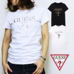 GUESS ゲス Tシャツ レディース ホワイト ブラック XS S 女性