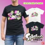 Splatoon(スプラトゥーン)スプラトゥーン ガールズバトルTシャツ