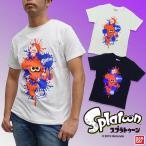 Splatoon(スプラトゥーン)スプラトゥーン イカ潜伏Tシャツ