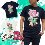Splatoon2(スプラトゥーン2)グラフィティ Tシャツ