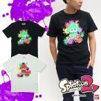 Splatoon2(スプラトゥーン2)デカイカ Tシャツ