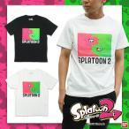 Splatoon2(スプラトゥーン2)イカインク Tシャツ 半袖 グッズ