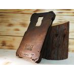 FREETEL KIWAMI ケース 極 ウッド バンパー フレーム ハンドメイド オリジナル 木のケース  ヴィンテージスタイル ウォールナット wood case military