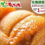 【航空便】北海道産 最高級 ウニ 生ウニ バフンウニ 100g (100g×1P) 国産 うに 雲丹 生うに 赤うに 塩水うに 塩水ウニ ウニ丼 海鮮丼 北海道 グルメ 取り寄せ