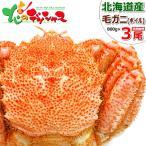 カニ 北海道産 毛ガニ 3尾 800g×3 (姿/ボイル冷凍) 毛がに 毛蟹 かにみそ カニミソ ギフト 贈り物 贈答 訳あり じゃありません 北海道 グルメ お取り寄せ