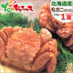 カニ 北海道産 毛ガニ 1尾 570g (姿/ボイル冷凍) 毛蟹 毛がに かにみそ お歳暮 お年賀 ギフト 訳あり じゃありません 北海道 高級 グルメ お取り寄せ