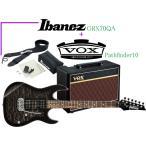 Ibanez GRX70QA TKS & VOX Pathfinder10 アイバニーズ  エレキギター・初心者ベーシック・8点・セット