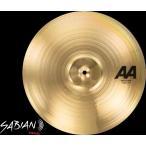 """SABIAN AA-16TC Thin Crash 16""""(41cm) セイビアン クラッシュ・シンバル AAシリーズ シン・クラッシュ"""