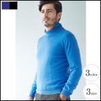 ショッピングカシミヤ カシミヤ セーター タートル ニット G-stage ジーステージ メンズセーター
