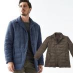ショッピング中綿 [ネット通販限定]メンズ ジャケット アウター デュポン社製ソロナポリマー中綿仕様 ポリスェード 中綿 キルティング 中綿 ブルゾン 60304R G-stage ジーステージ