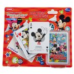 プラスチックトランプ ミッキーマウスアンドフレンズ(SPMM4) ディズニー エンゼル プレイングカード トランプ ゲーム おもちゃ