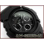 CASIO Gショック アナデジ腕時計 AW-591BB-1ADR