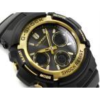 Casio Men s G - ShockブラックSolar Watch