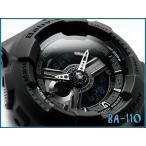 ショッピングCASIO CASIO BABY-G カシオ ベビーG ベビージー 逆輸入海外 限定モデル ペアウォッチ アナデジ レディース 腕時計 ブラック BA-110BC-1ACR BA-110BC-1A
