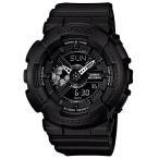 CASIO Baby-G カシオ ベビーG  限定モデル アナデジ 腕時計 レディース ペアウォッチ ブラック BA-110BC-1AJF 国内正規モデル