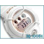 ベビーG BABY-G CASIO カシオ baby-g ベビーg デジタル腕時計 シェルピンクカラーズ ホワイト×コーラルピンク BG-1005A-7DR