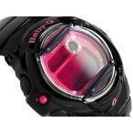 ベビーG Baby-G カシオ デジタル 腕時計 ベビーG Baby-G Color Display Series カラーディスプレイ  ピンク ブラック BG-169R-1BDR