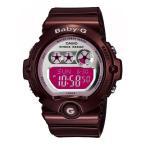 ショッピングbaby ベビーG Baby-G カシオ CASIO baby-g ベビージー デジタル 腕時計 ピンク ボルドー BG-6900-4JF