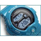 ショッピングCASIO CASIO Baby-G カシオ ベビーG baby-g ベビーg BG-6900 フォー・ランニング デジタル 腕時計 ブルー BG-6903-2DR