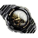 ベビーG カシオ Baby-G 腕時計 ベビーG Star Index Series スターインデックス BABY-G アナデジ腕時計 ブラック BGA-113B-1BDR
