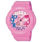 ショッピングbaby CASIO Baby-G カシオ ベビーG ネオンダイアル 腕時計 レディース ピンク アナデジ BGA-131-4B3JF 国内正規品