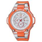 CASIO BABY-G カシオ ベビーG Tripper トリッパー アナデジ 電波 ソーラー レディース 腕時計 オレンジ BGA-1400-4BJF 国内正規モデル