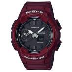 BABY-G ベビーG ベビージー カシオ CASIO アナデジ 腕時計 レッド BGA-230S-4A 逆輸入海外モデル