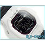 ベビーG BABY-G CASIO カシオ baby-g ベビーg デジタル 腕時計 ホワイト×ブラック BLX-5600-1BDR