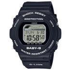 BABY-G ベビーG ベビージー G-LIDE ジーライド カシオ CASIO デジタル 腕時計 ブラック BLX-570-1JF 国内正規モデル