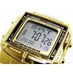 CASIO DATABANK カシオデータバンク  電卓機能 デジタル腕時計 ゴールド DB-360G-9ADF