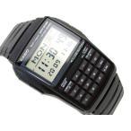 CASIO DATABANK カシオデータバンク  電卓機能 デジタル腕時計 ブラック ウレタンベルト DBC-32-1ADF