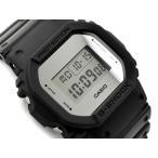 G-SHOCK Gショック ジーショック 限定モデル Metallic Mirror Face 逆輸入海外モデル カシオ デジタル 腕時計 ブラック シルバー DW-5600BBMA-1
