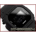 CASIO G-SHOCK BASIC BLACK NATO HORLOGE DW-5600BBN-1ER