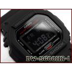 ショッピングg-shock ブラック G-SHOCK Gショック ジーショック 限定 ブラック&レッド 逆輸入海外モデル CASIO カシオ デジタル 腕時計 DW-5600HR-1