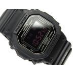 CASIO Gショック 腕時計 オールブラック DW-5600MS-1
