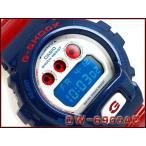 CASIO Gショック カシオ 腕時計 ブルー レッド DW-6900AC-2DR