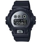 ショッピングShock G-SHOCK Gショック ジーショック カシオ CASIO デジタル 腕時計 ブラック シルバー DW-6900MMA-1JF 国内正規モデル