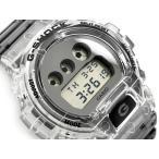 CASIO  カシオ  腕時計 G-SHOCK Gショック  スケルトン DW-6900SK-1 メンズ  並行輸入品