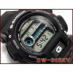 CASIO G-SHOCK カシオ Gショック ジーショック 国内未発売海外モデル ベーシックモデル デジタル腕時計 ブラック ナイロンクロス DW-9052V-1CR DW-9052V-1
