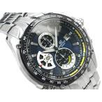 CASIO EDIFICE カシオ エディフィス 逆輸入海外モデル クロノグラフ メンズ腕時計 ネイ...
