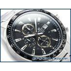 カシオ CASIO EDIFICE エディフィス ブラック シルバー EF-547D-1A1VDF