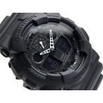 CASIO Gショック 新型 アナデジ腕時計 GA-100-1A1DR