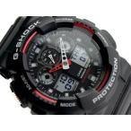 CASIO Gショック 新型 アナデジ腕時計 GA-100-1A4DR