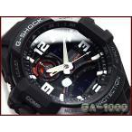ショッピングShock G-SHOCK Gショック ジーショック g-shock gショック スカイコックピット アナデジ ブラック オレンジ GA-1000-1AJF  CASIO 腕時計