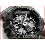 Gショック ジーショック G-SHOCK カシオ CASIO 限定モデル カモフラージュシリーズ 逆輸入海外モデル アナデジ 腕時計 グレー ウッドランド GA-100CM-8A
